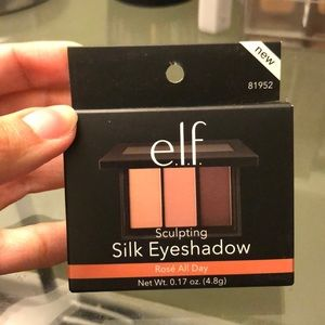 Sculpting silk eyeshadow trio